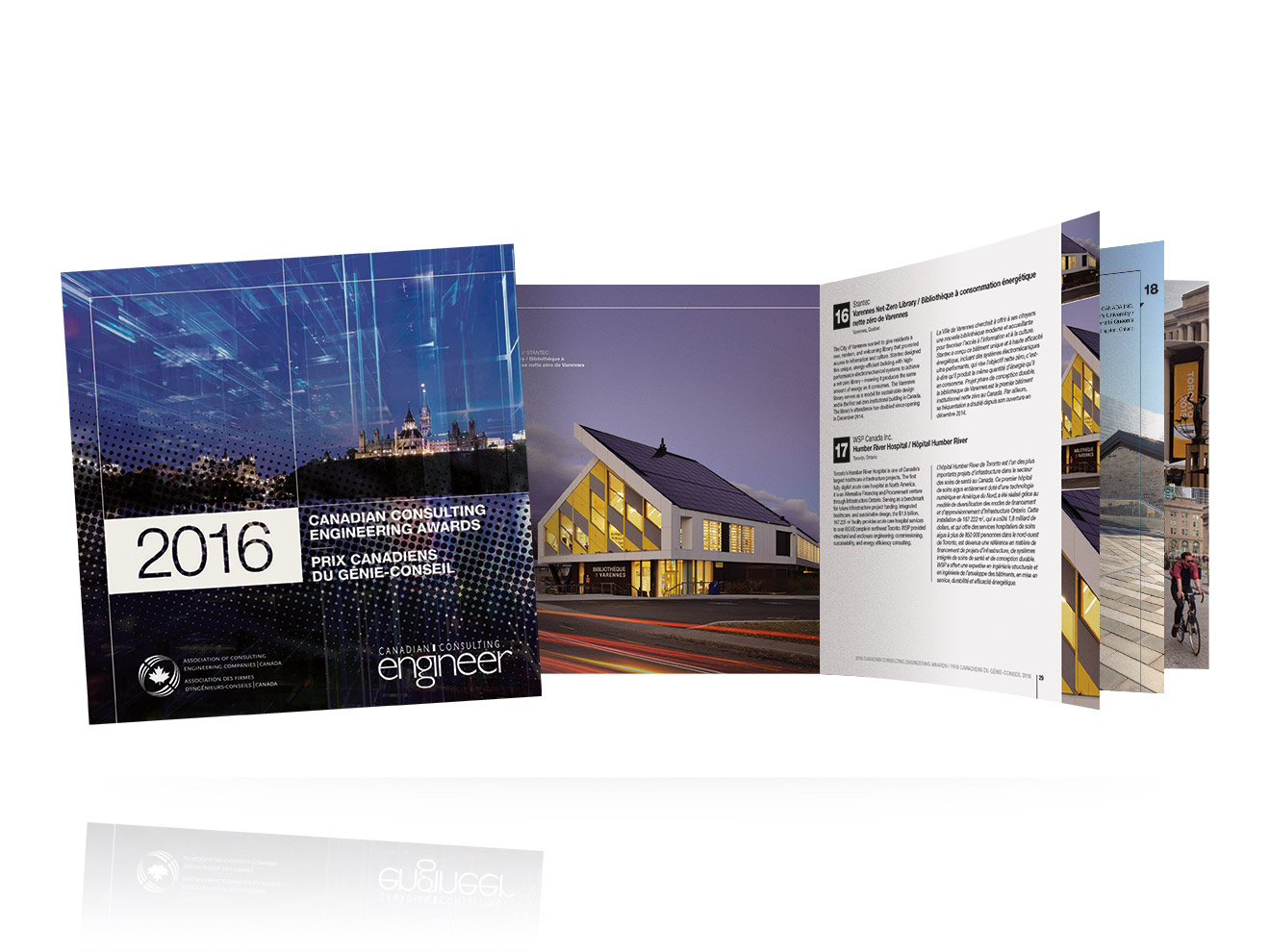 Xquisit - ACEC Print Collateral